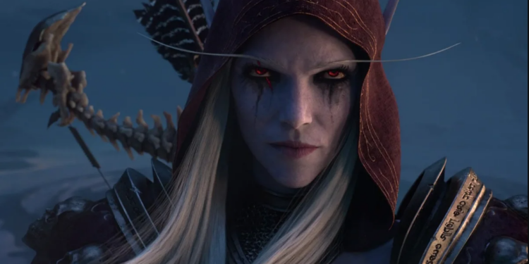 World Of Warcraft Shadolands