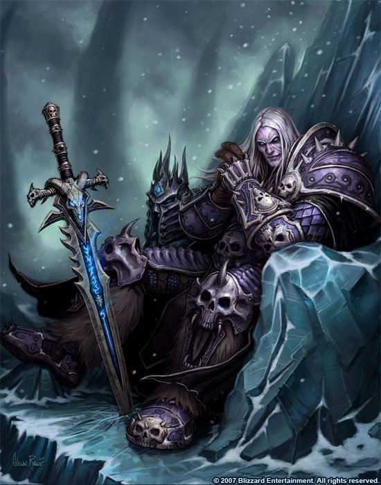 Arthas Lich King