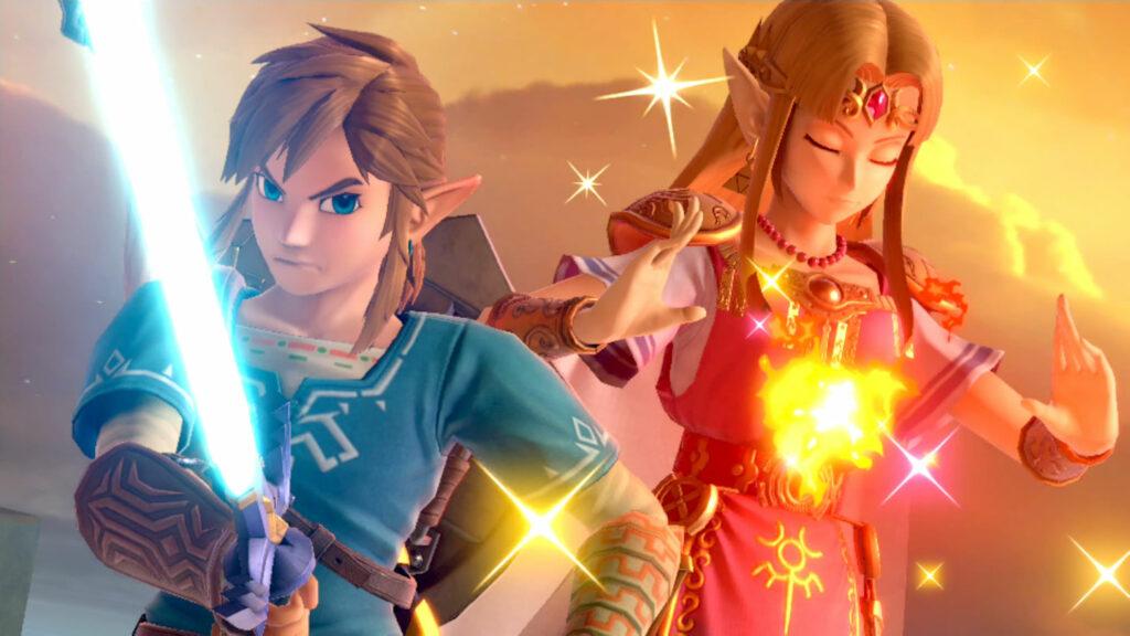 Smash Ultimate Screen 1