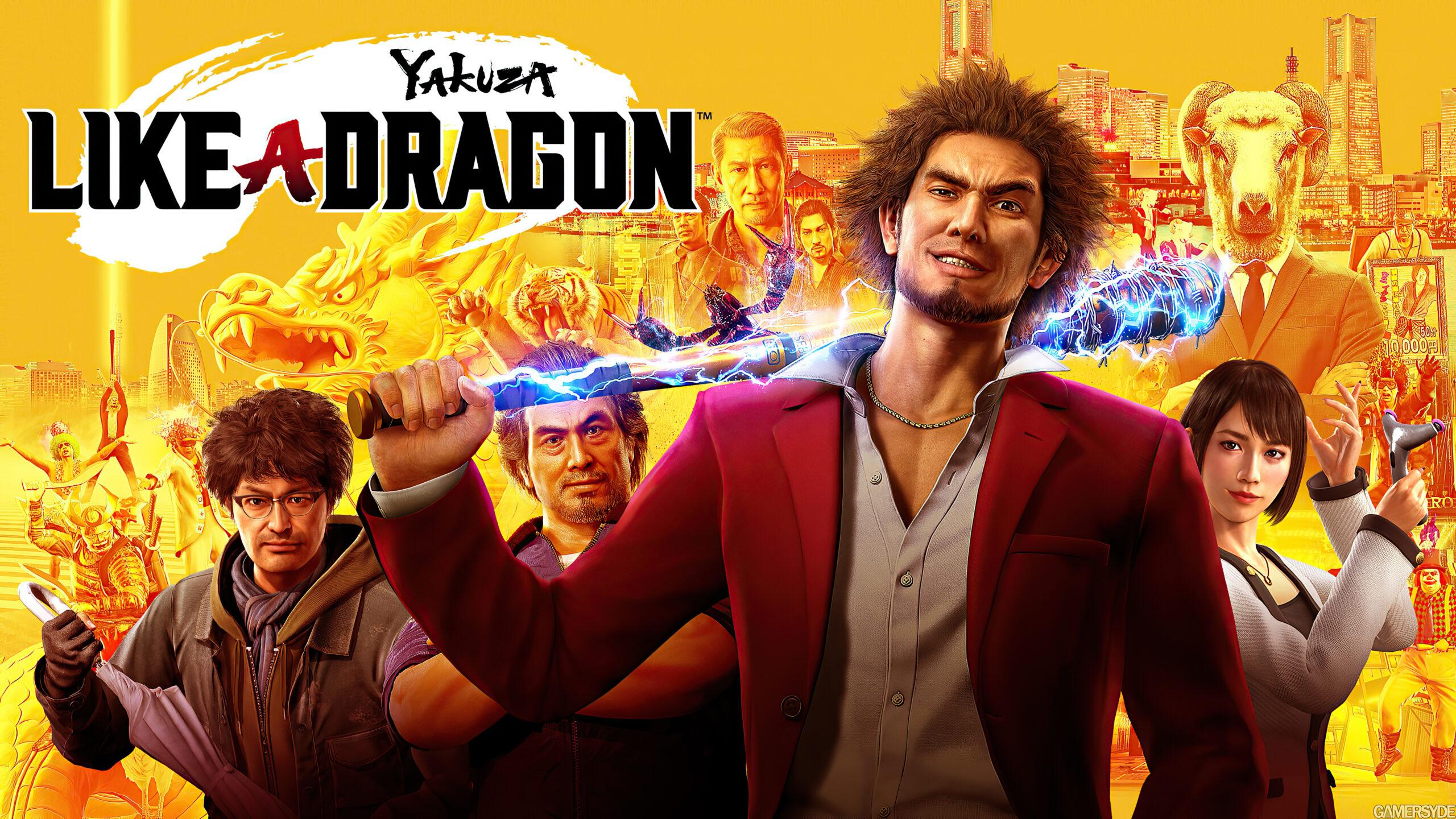 Yakuza Like A Dragon 36