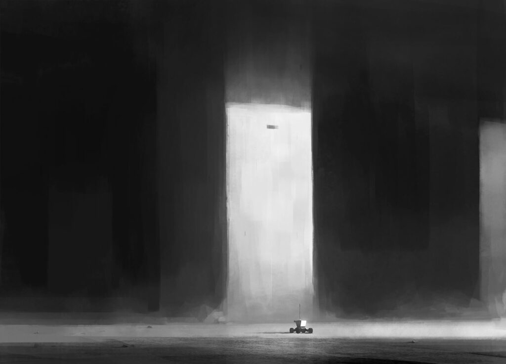 Playdead New Game Artworks 1