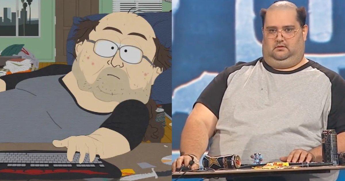 South Park Guy Cosplayer Dead Jarod Nandin