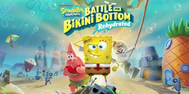 Spongebob Rehydrated For Mobile