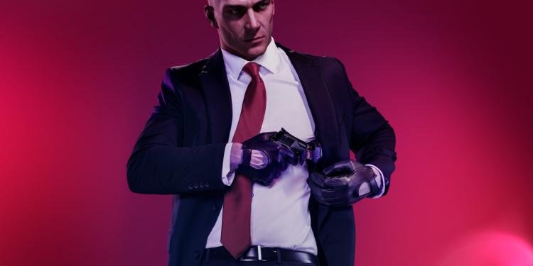 Agent 47 Hitman 2 Pu