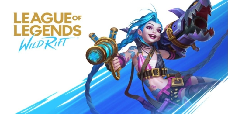 League Of Legends Wild Rift Ios Android Jinx