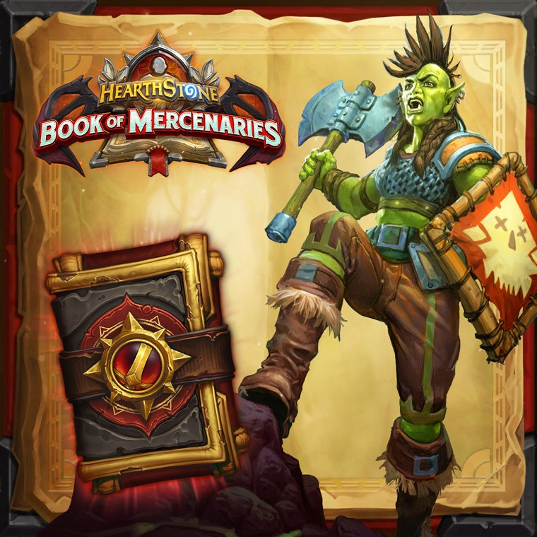 Book Of Mercenaries
