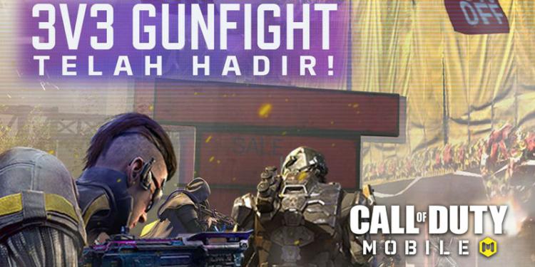 Call Of Duty Mobile 3v3