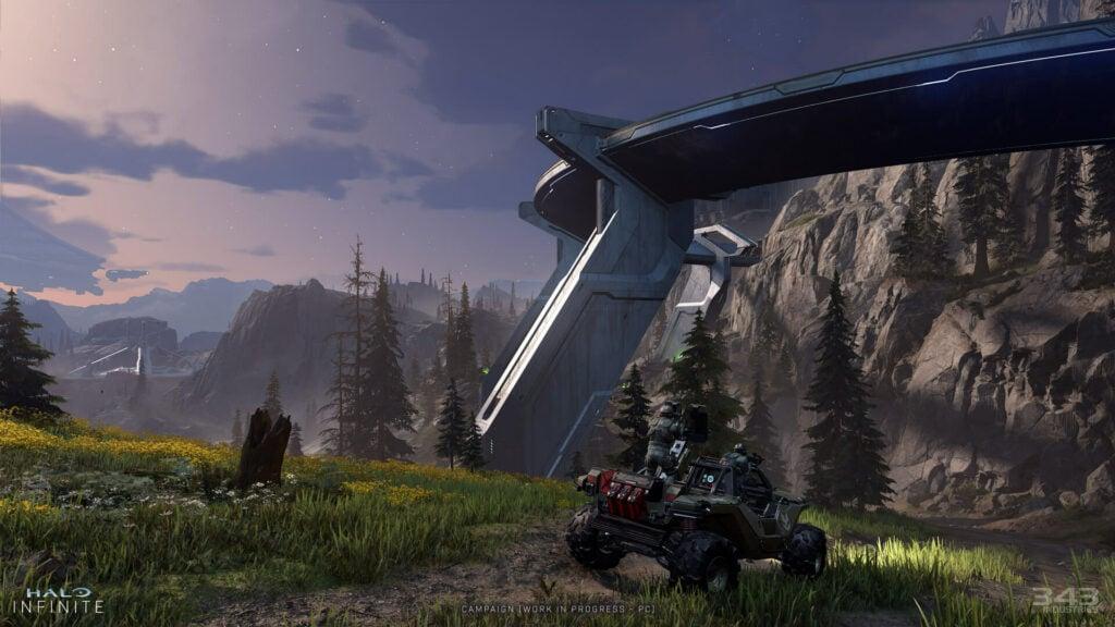 Halo Infinite Pc Screenshots 1