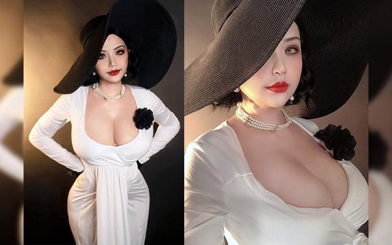 Hana Buny Lady Dimitrescu
