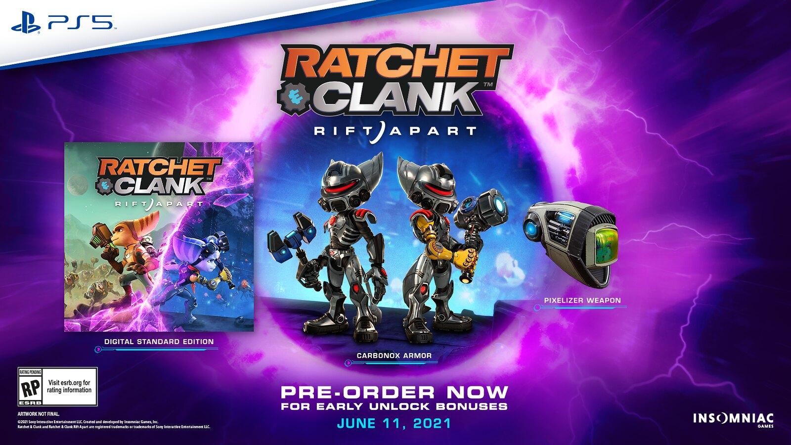 Ratchetandclankstandard