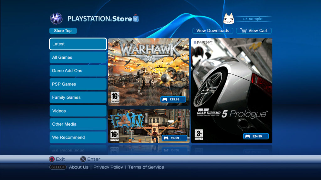New Playstation Store Interface Coming Soon 2