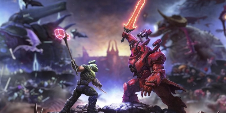 Doom Eternal The Ancient Gods Part 2 Teaser