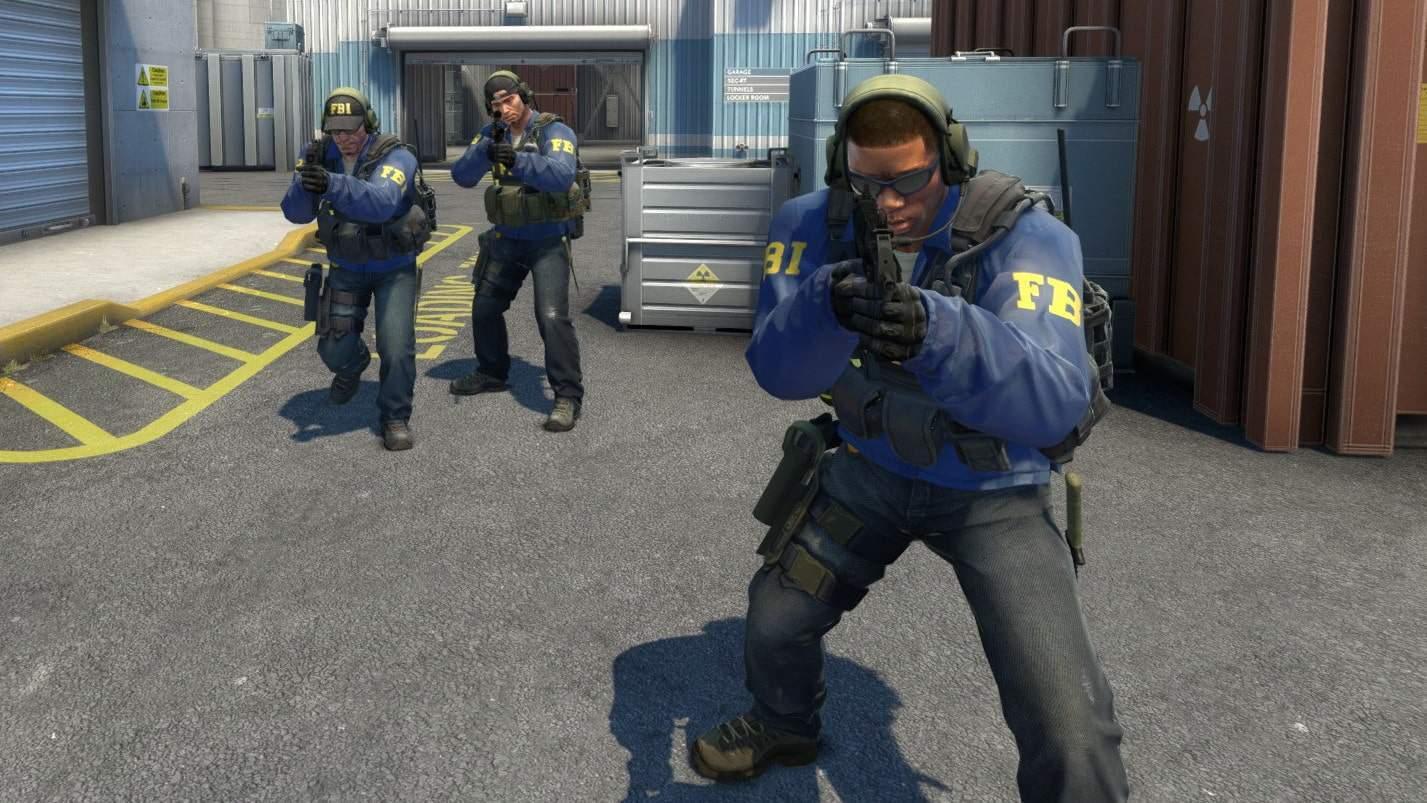 CSGO FBI