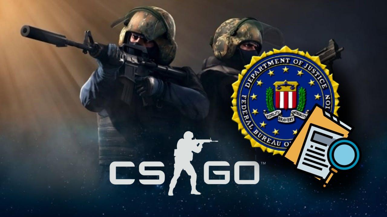 Fbi Ivestigates Csgo