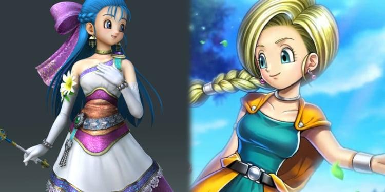 Dragon Quest Karakter Wanita Tercantik