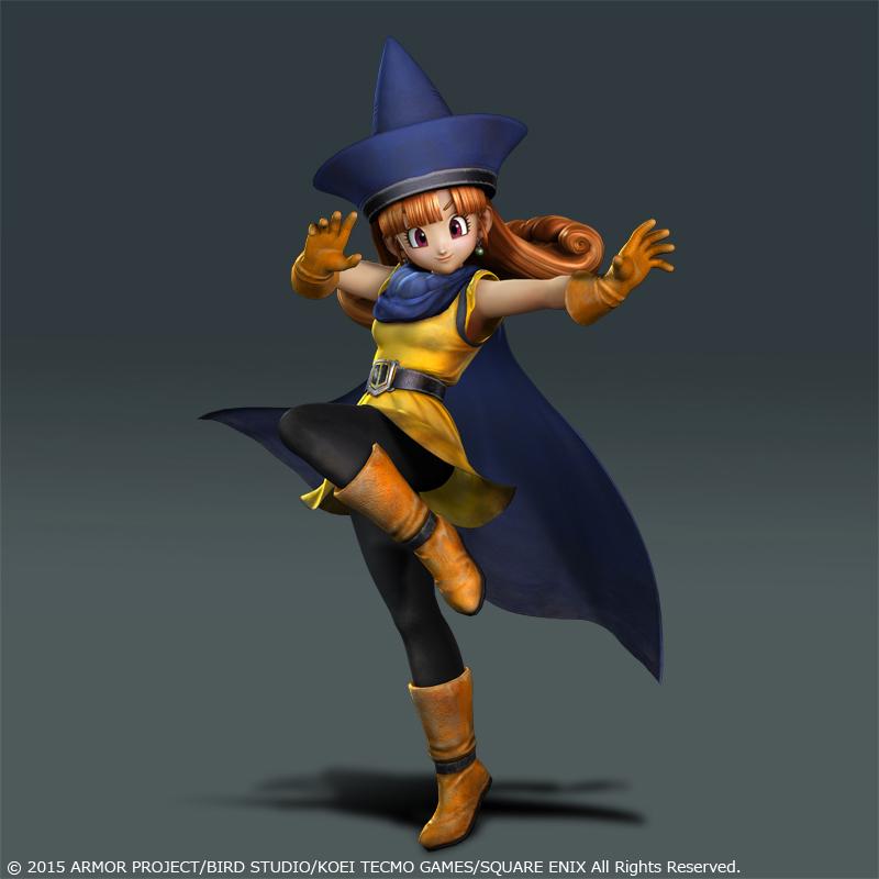 Alena Dragon Quest Iv