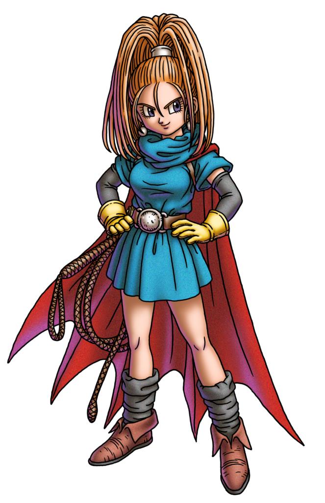 Barbara Dragon Quest Vi
