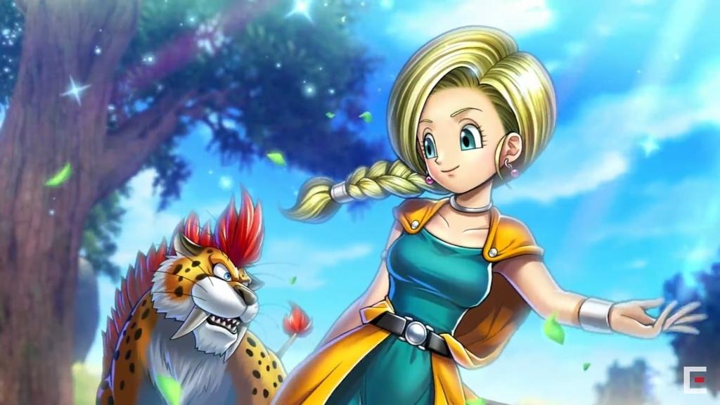Bianca Dragon Quest V