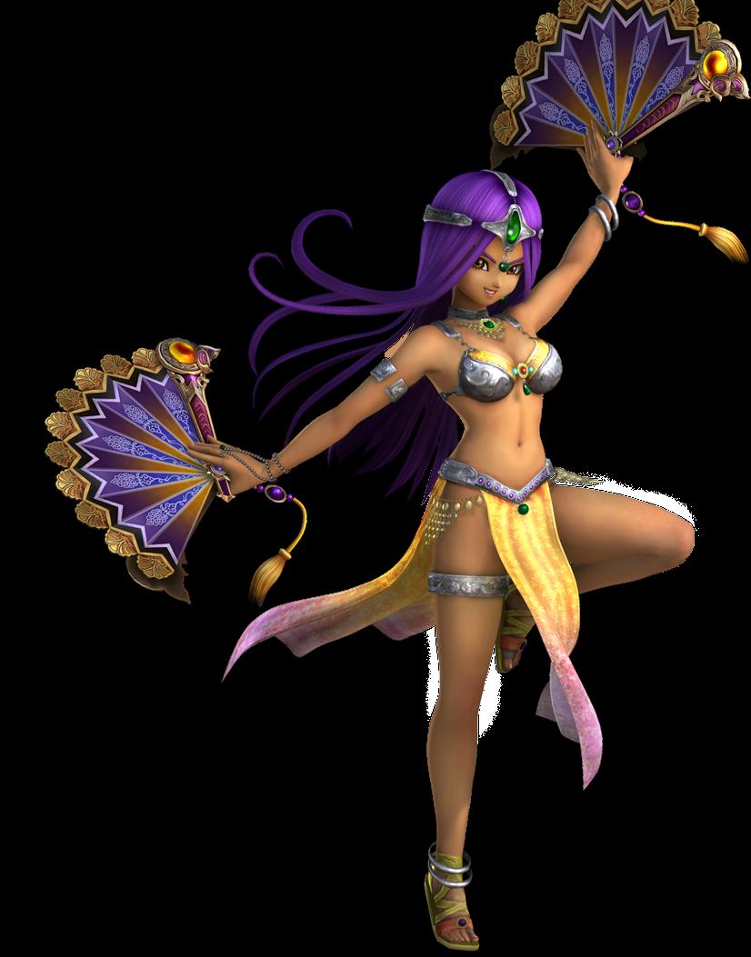 Maya Dragon Quest Iv