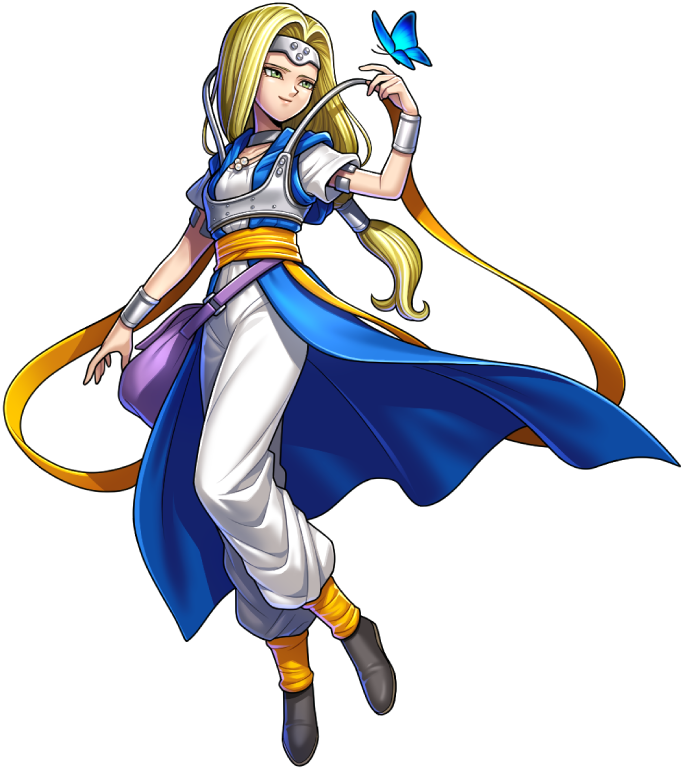Milly Dragon Quest Vi