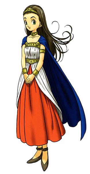 Princess Medea Dragon Quest Viii