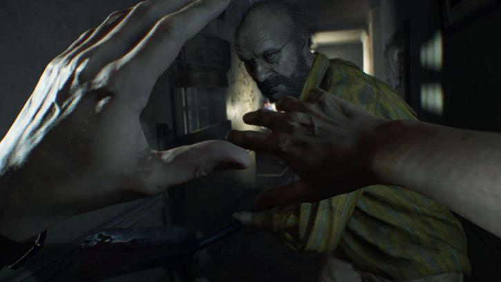 Resident Evil 7 Jake Baker