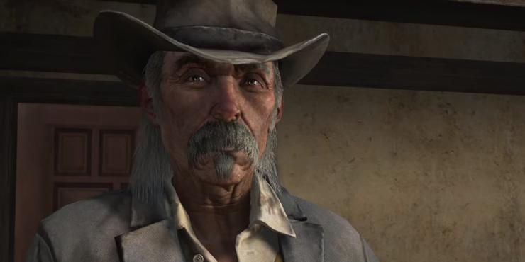 Landon Ricketts Red Dead Redemption (1)