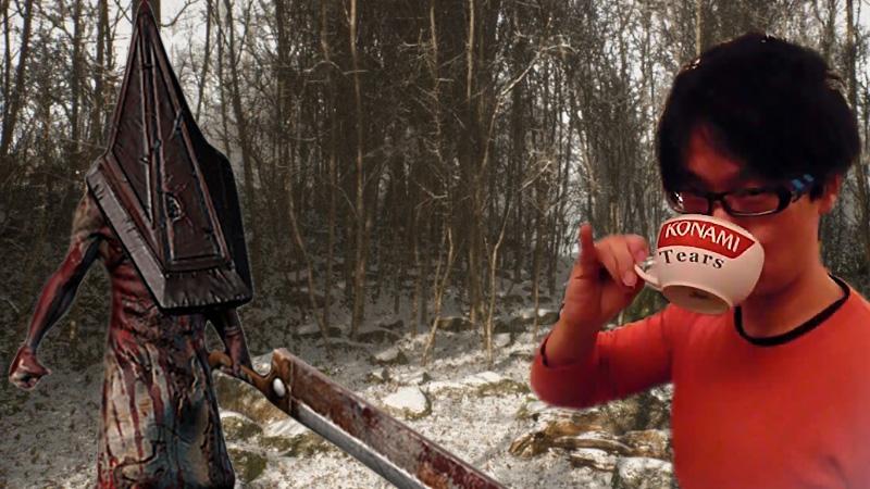 Game Abandoned Silent Hill Hideo Kojima