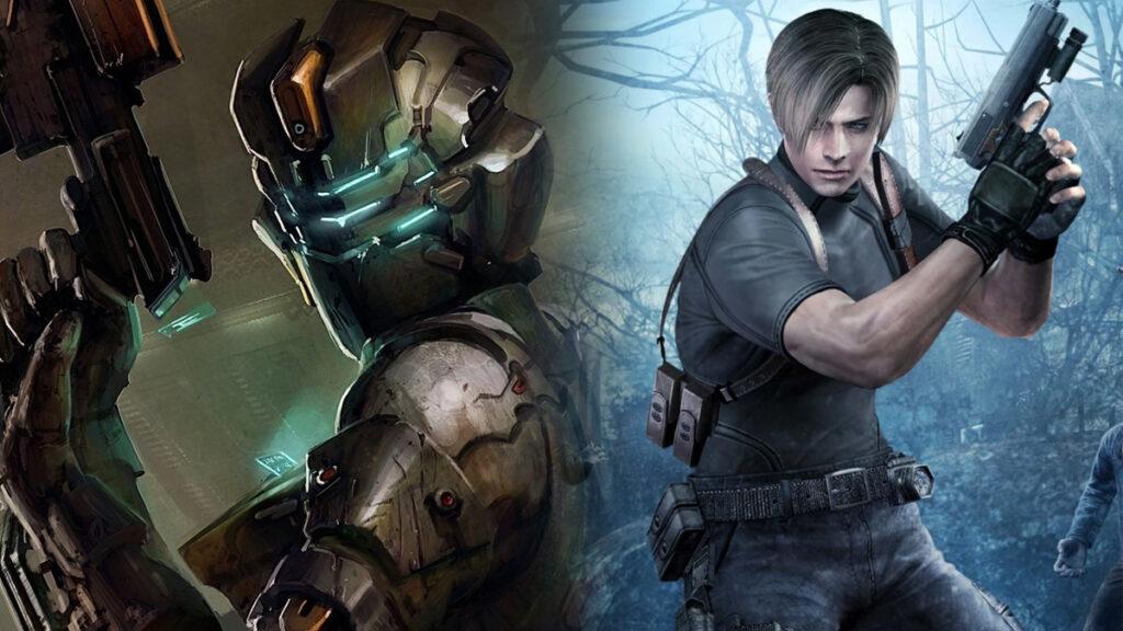 Dead Space Resident Evil 4