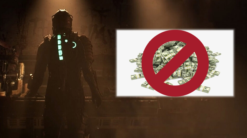 Dead Space Remake Microtransactions