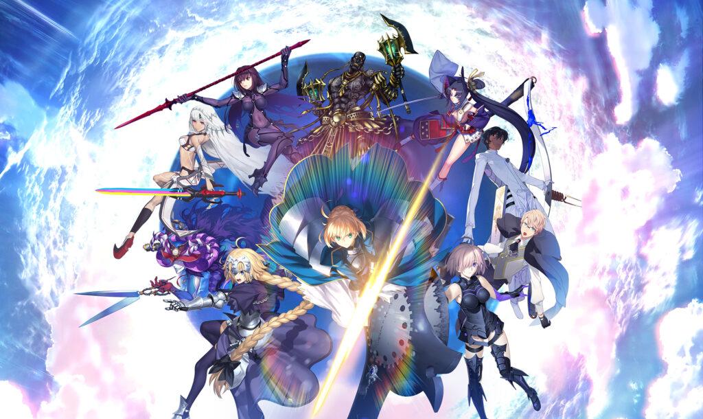 Fate Grand Order 1