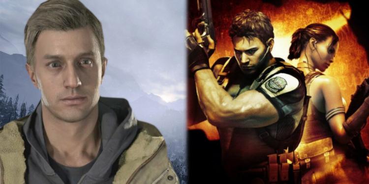 Resident Evil 5 Ethan Winters