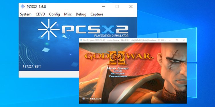 Emulator PS2 PCSX2