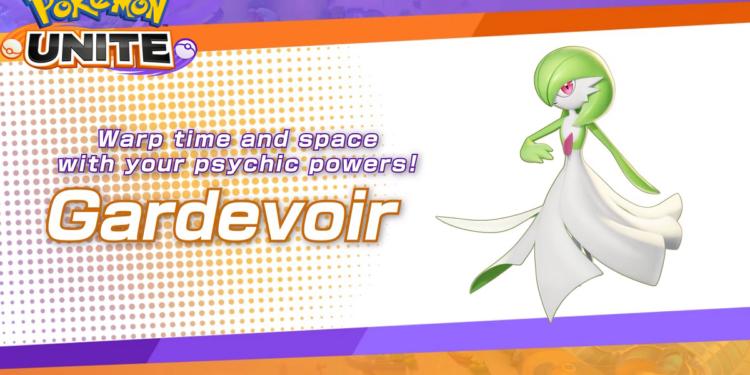 Pokemon Unite Tambahkan Karakter Pertamanya, Gardevoir