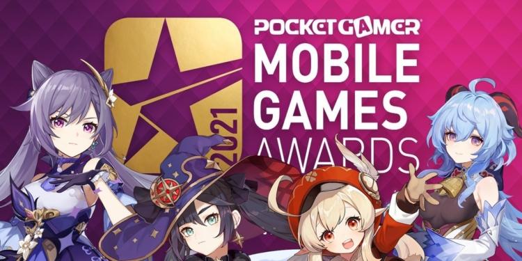 Pocket Gamer Mobile Games Awards 2021 Umumkan Pemenang, Genshin Impact Jadi GOTY!