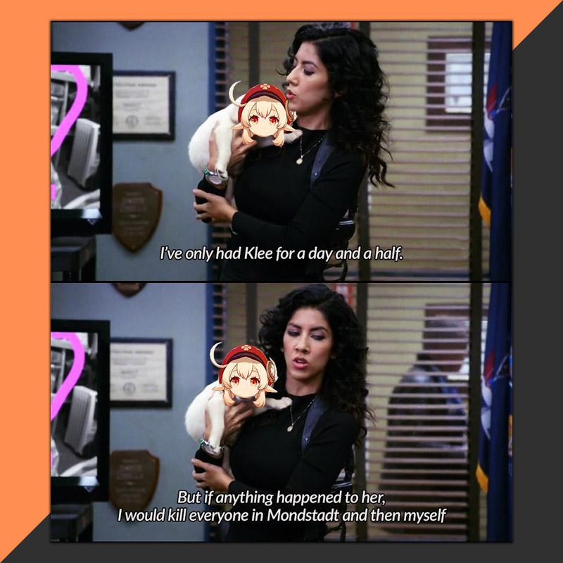 Klee Meme 8