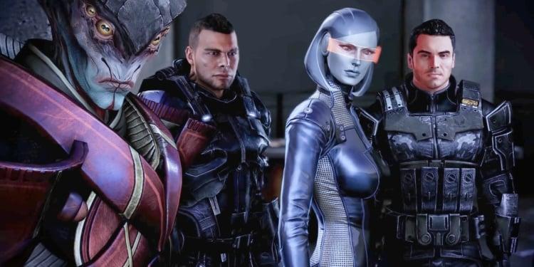 Mass Effect Legendary Edition Mission Order Three