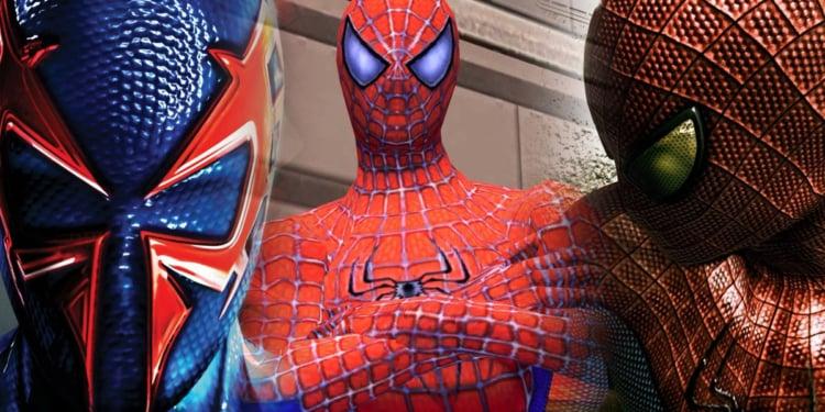 Rekomendasi Game Spider-Man Terbaik