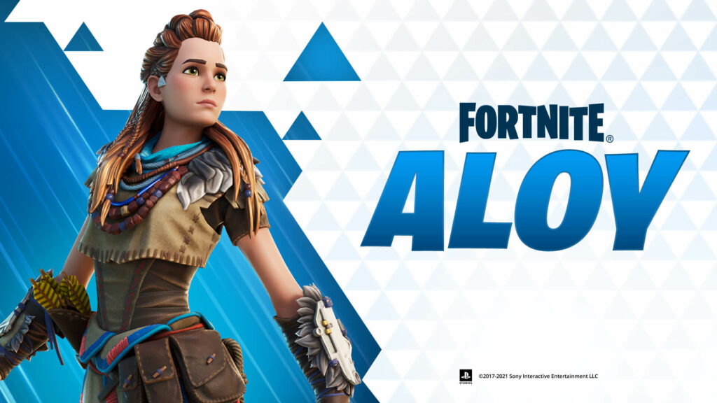 Aloy Fortnite Featured Image