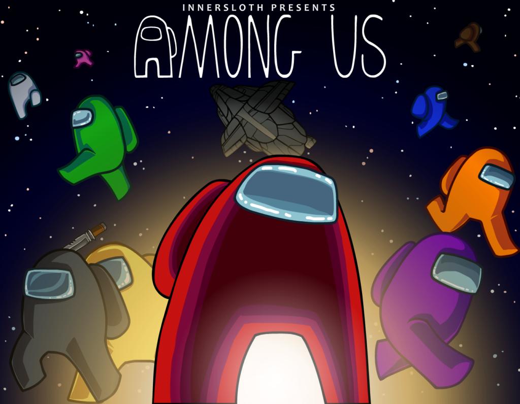 Among Us Poster