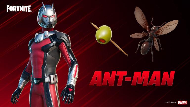 Ant Man Fortnite 1
