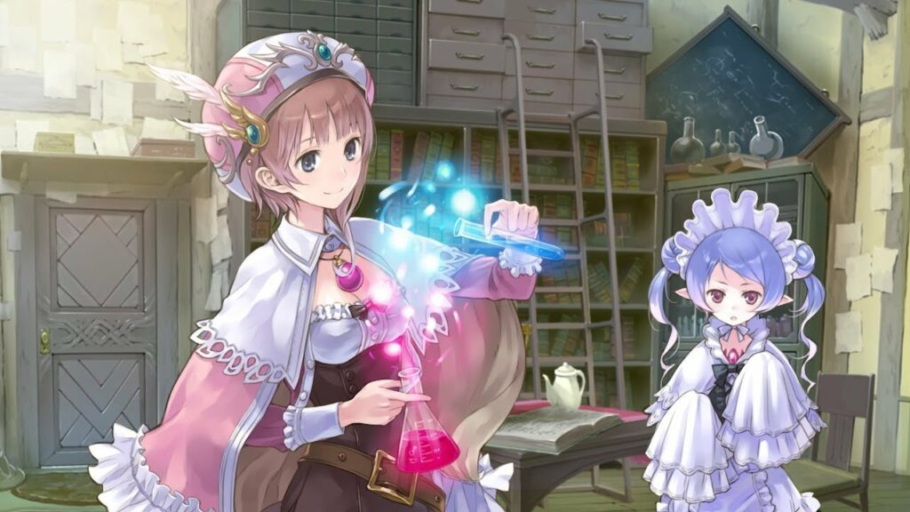 Atelier Rorona The Alchemist Of Arland