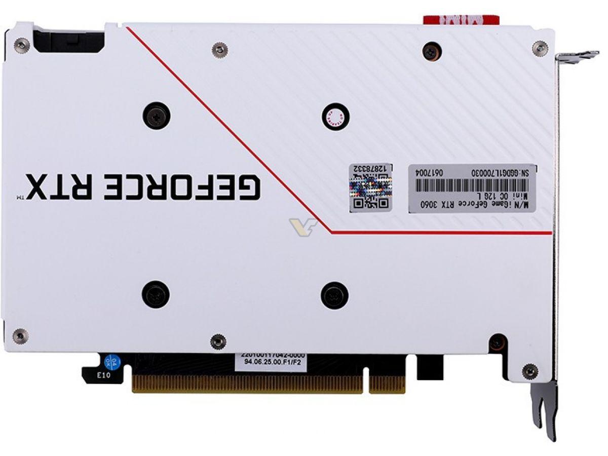 Colorful Geforce Rtx 3060 Lhr 12gb Igame Mini Oc L4
