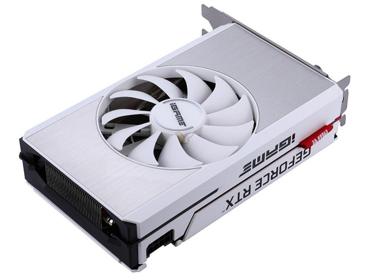 Colorful Geforce Rtx 3060 Lhr 12gb Igame Mini Oc L5