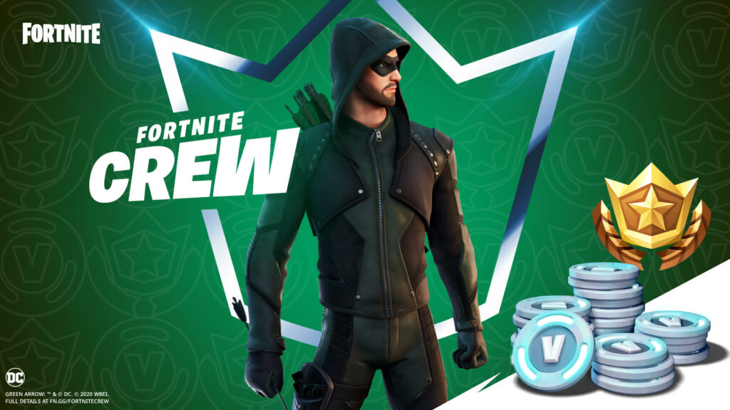 Fortnite Green Arrow