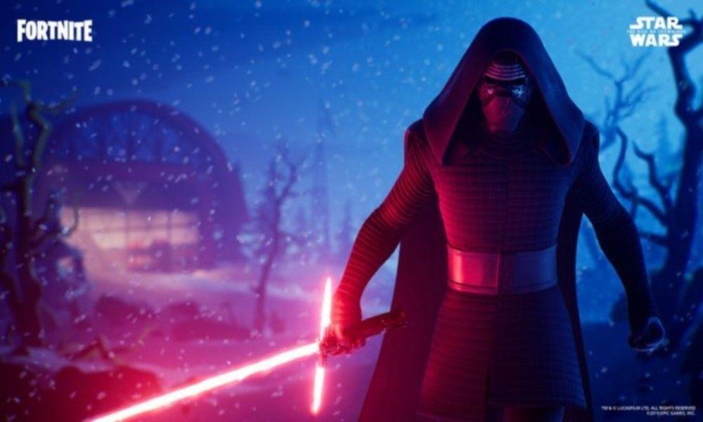 Fortnite Kylo Ren Star Wars