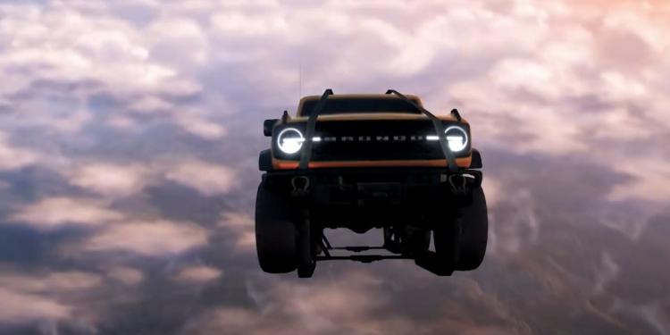 Forza Horizon 5 Pembukaan Awal
