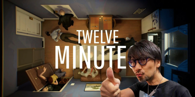 Hideo Kojima Twelve Minutes Game