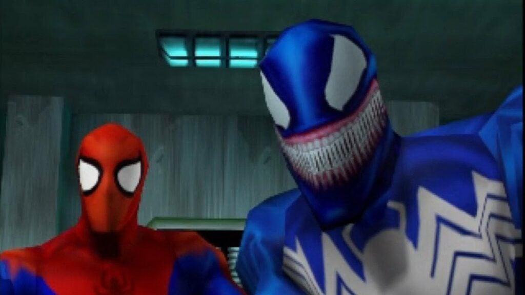 Spider Man 2000