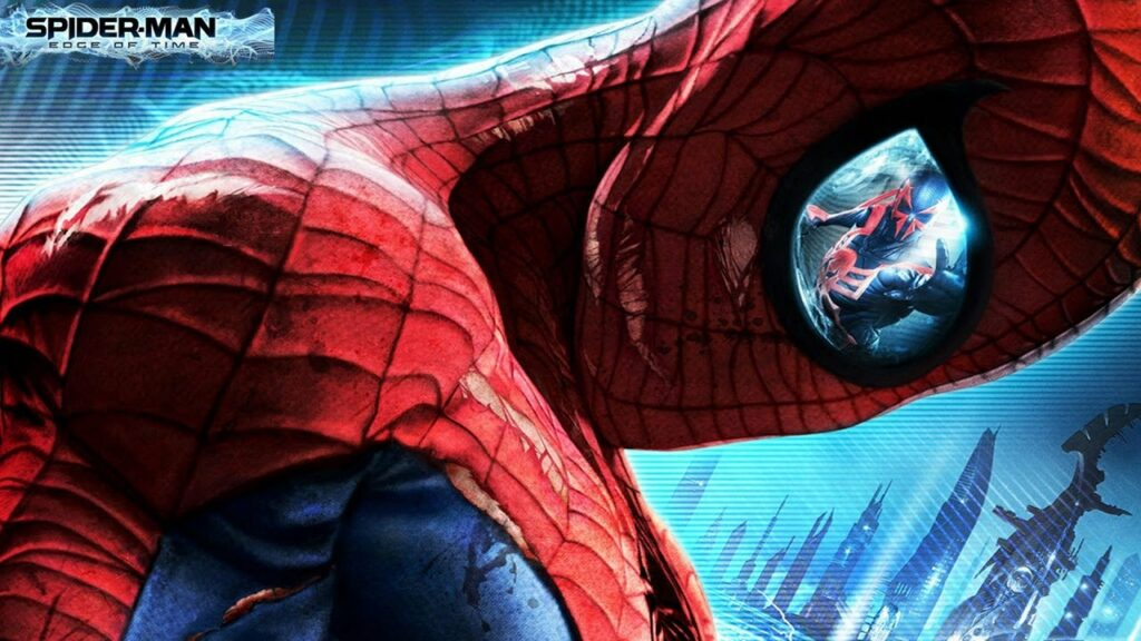 Spider Man Edge Of Time 2